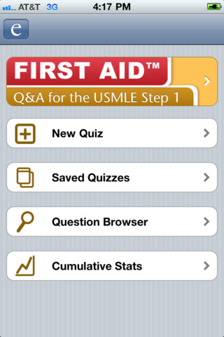 first aid q&a iphone review