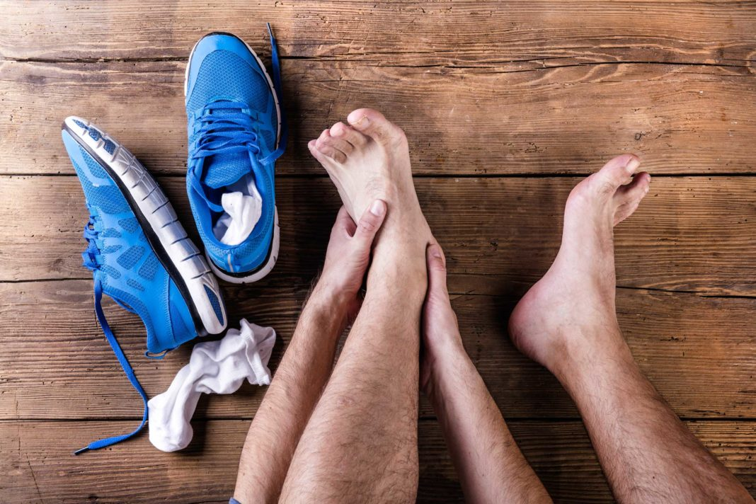 Tips for Managing Sprained Ankle.