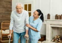Diet for Disease Prevention and Senior Health Care